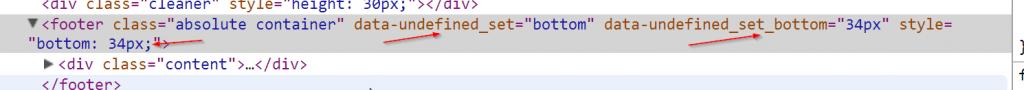 Změněný HTML kod
