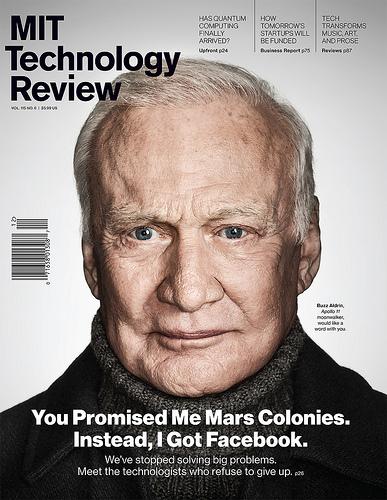 Slíbili mi lety na Mars ... a mám hovno