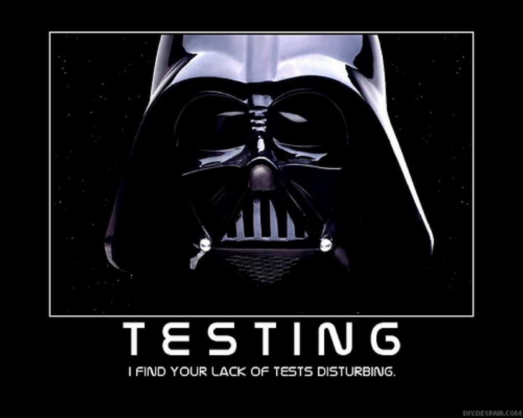 DarthTesting